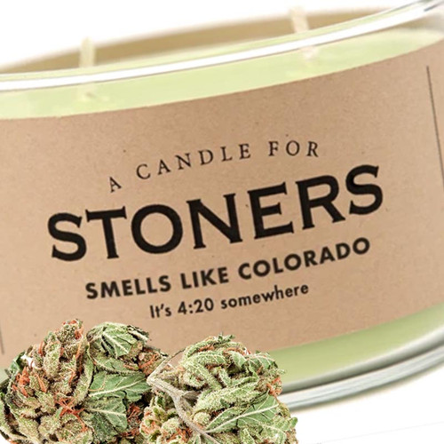 A Candle For Stoners