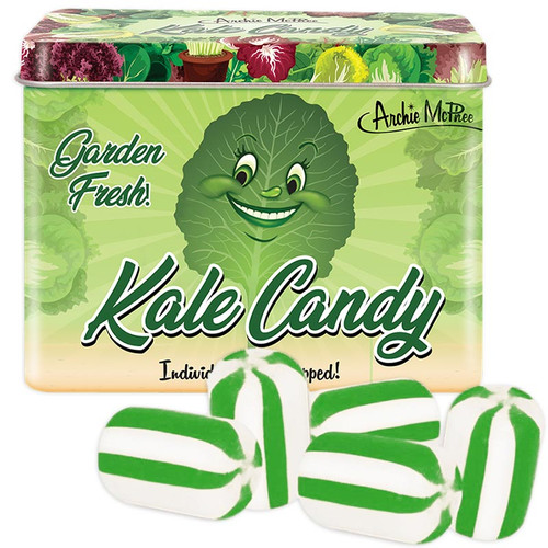 Archie Mphee Kale Candy