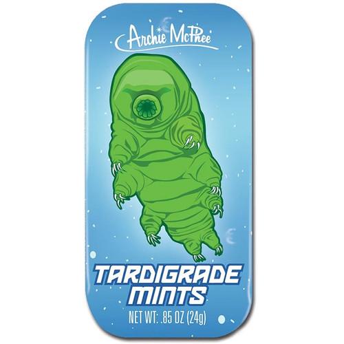 Tardigrade Mints by Archie Mphee