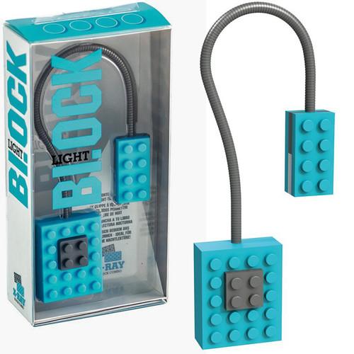 Blocky Book Light - Blue