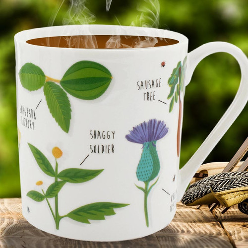 The Ridiculously Rude Plants Mug