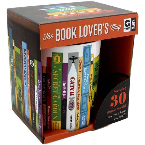 The Book Lover's Mug