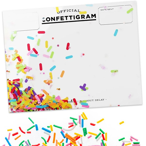 Paper Sprinkles Official Confettigram