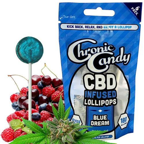 Berry CBD Lollipops - Buy
