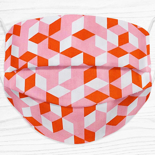 Hip to Be Square Geometric Cube