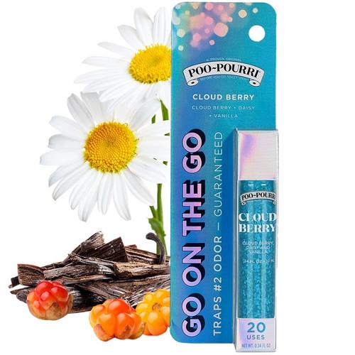 Purchase Pocket Sized Cloudberry Poo-Pourri