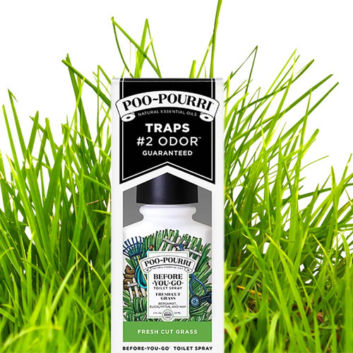 Fresh Cut Grass Poo-Pourri - Buy