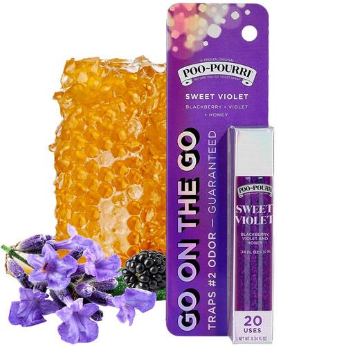 Pocket Sized Sweet Violet Poo-Pourri