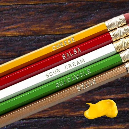 These Are Nacho Pencils