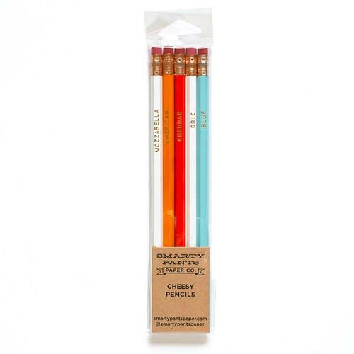 Cheesy Pencil Set