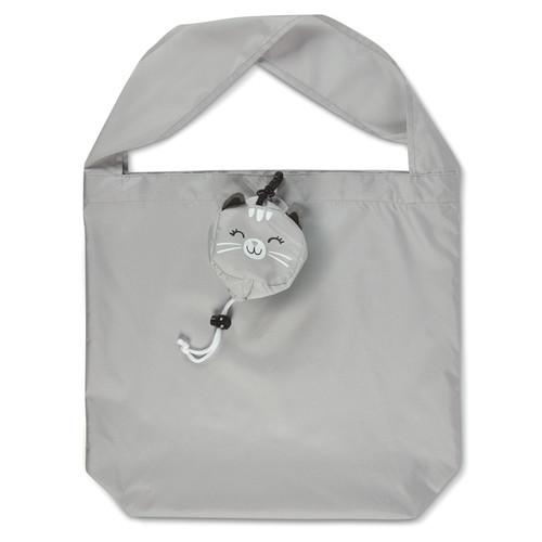 Fred Cat Market Mates Foldable Bag