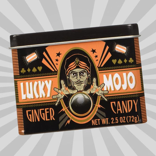 Lucky Mojo Ginger Candy Archie Mcphee