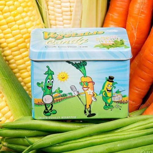 Weird  Vegetable Candy