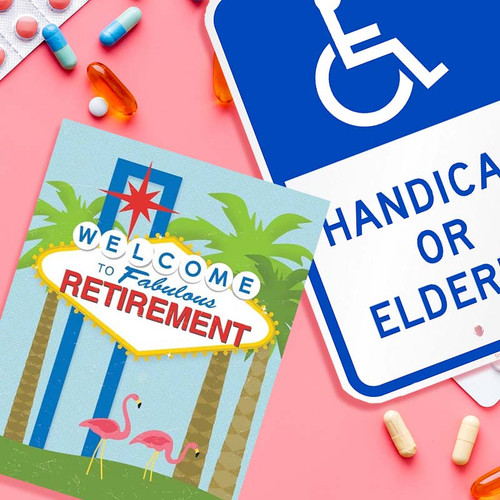 Congratulations on your retirement! Greeting Card