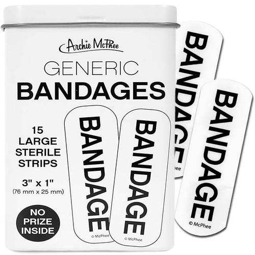 Funny Bandages Generic Novelty