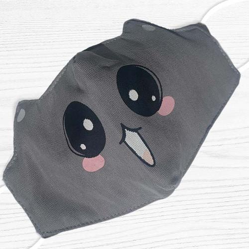 Kid's Chipmunk Face Mask