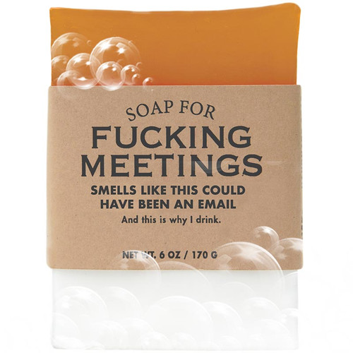 Soap For F*cking Meetings