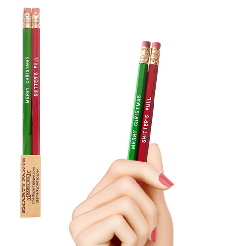 Shitter's Full Pencil Set Stocking Stuffer