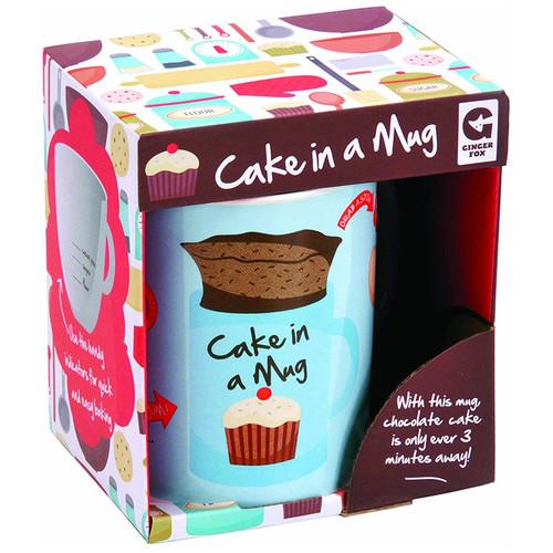 Bake A Cake In A Mug