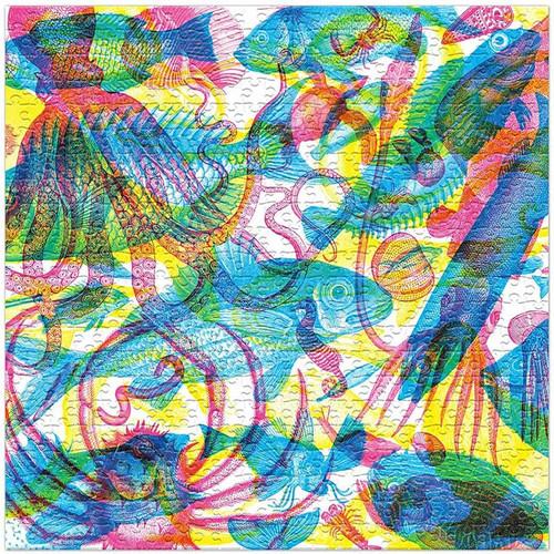 Carnovsky Ocean Jigsaw Puzzle