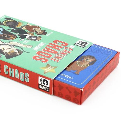 Celebrity Dog Pun Card Game
