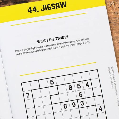 Unusual Sudoku Puzzles