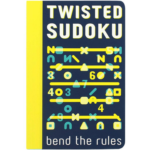 Twisted Sudoku Puzzle Book