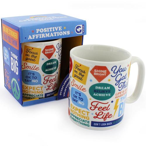 Co-worker Positive Affirmations Gift Mug