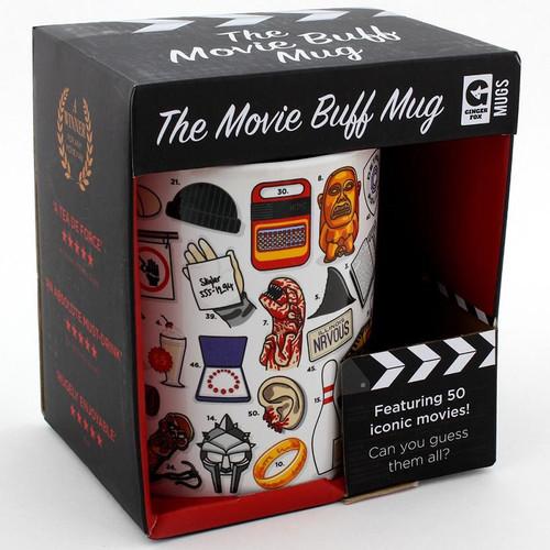 Movie Buff Mug