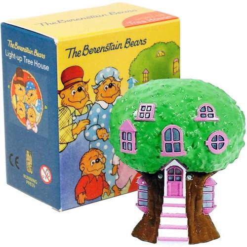 Berenstain Bears Light-Up Tree House