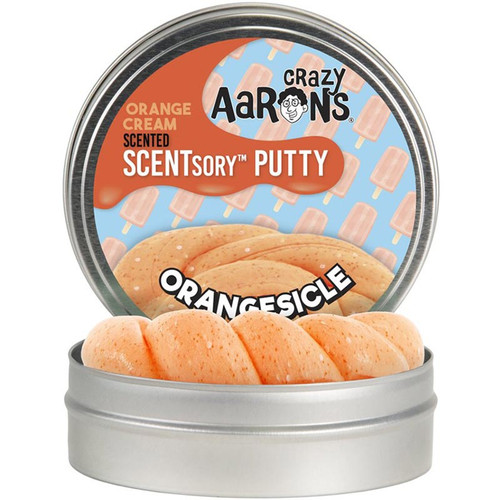 Orangesicle Scented Crazy Aaron's Putty
