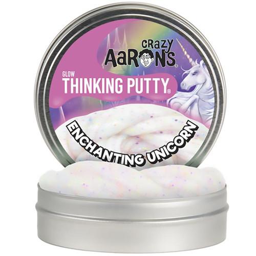 Enchanting Unicorn Glowbright Thinking Putty