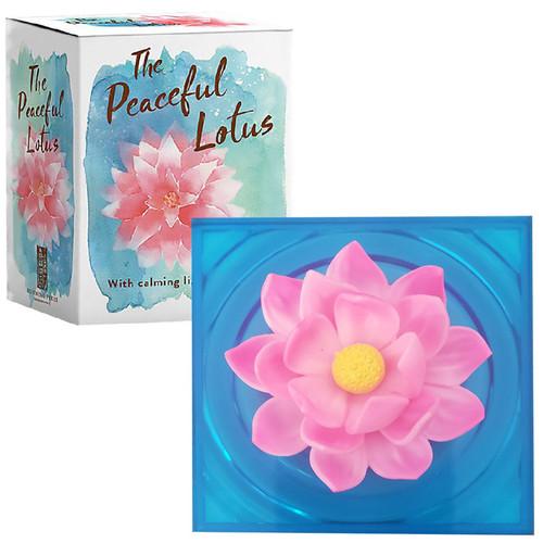 Peaceful Lotus Calming Light + Sound