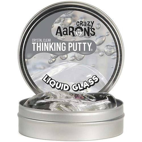 Liquid Glass Thinking Putty Stocking Stuffer