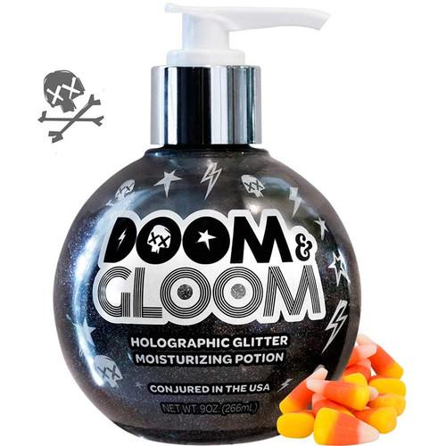 Doom & Gloom Holographic Glitter Moisturizing Potion