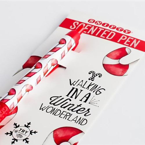 Snifty Candy Cane Scented Pen