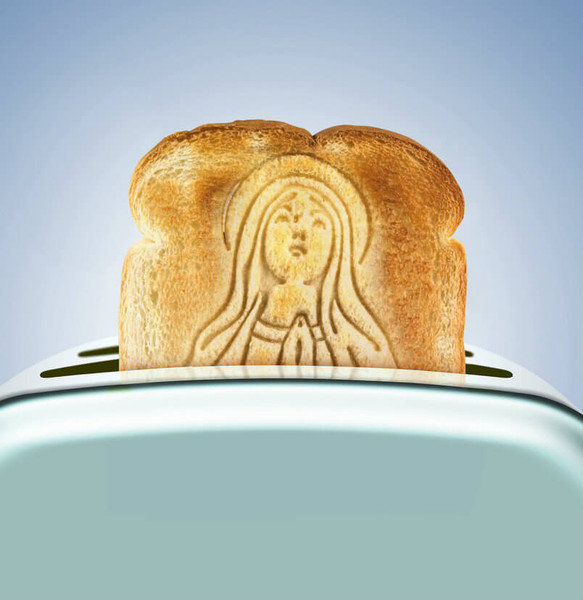HOLY TOAST BREAD STAMP