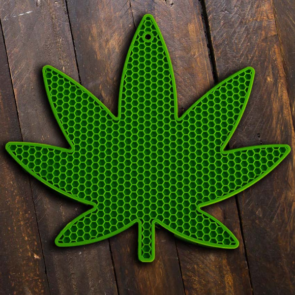 Marijuana Leaf Pot Holder - Buy