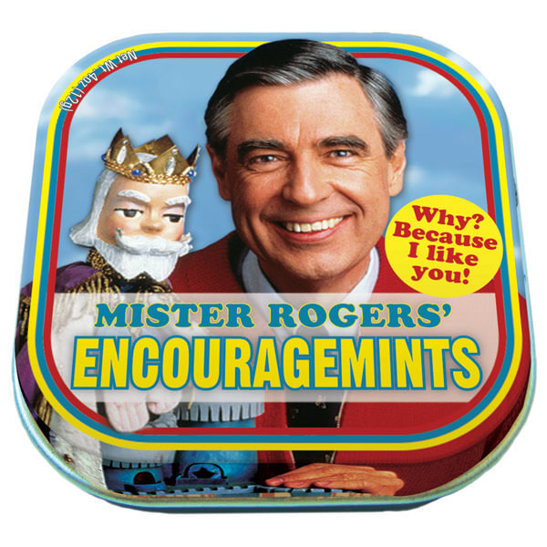 MISTER ROGERS' ENCOURAGEMENTS