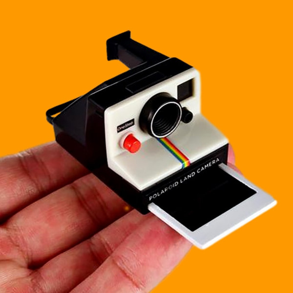 Official World's Coolest Polaroid Camera