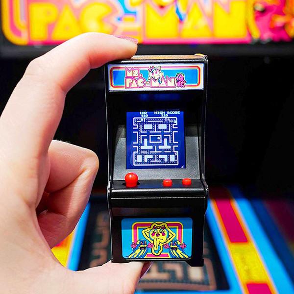 Ms. Pac-Man Tiny Arcade | Top Stocking Stuffer