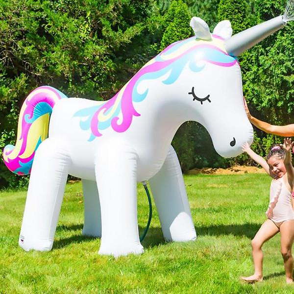 Ginormous Unicorn Yard Sprinkler  - As seen on Rachel Ray  | Purchase Online