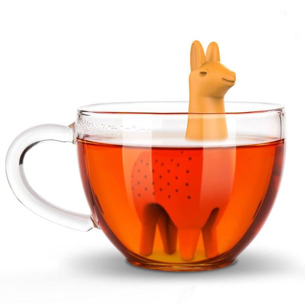 Fred & Friends Como Tea Llama Tea Infuser