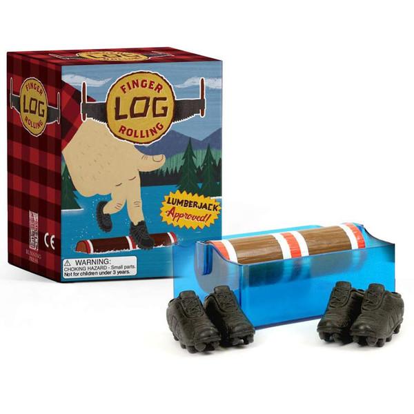 Finger Log Rolling Game