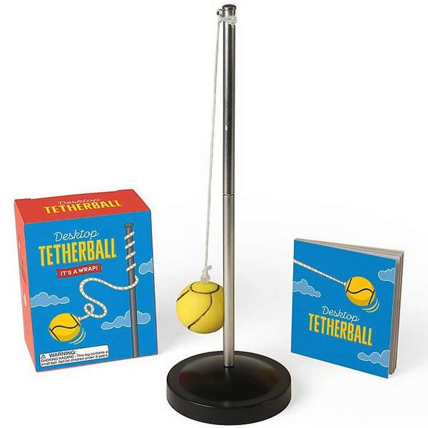 Desktop Tetherball Game