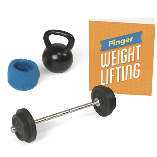Finger Weightlifting Kit
