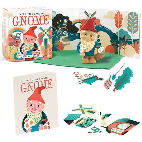 Wee Little Garden Gnome Kit