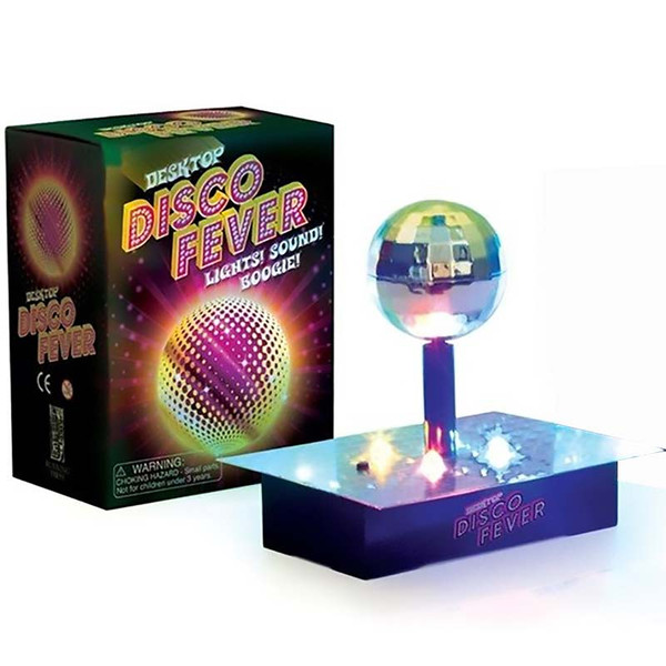 Disco Ball For Desk At Office