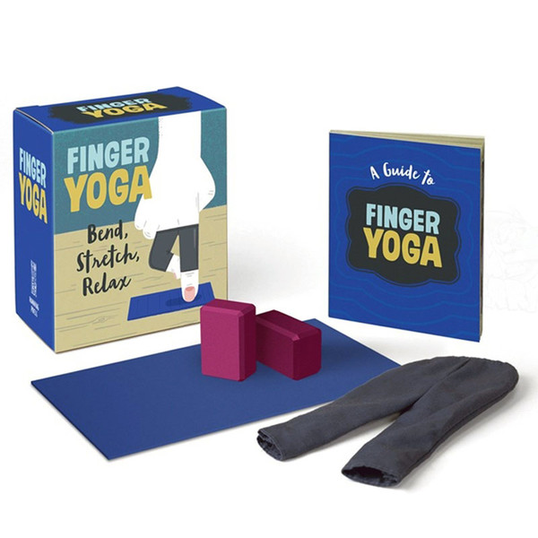 Finger Yoga Namaste Kit