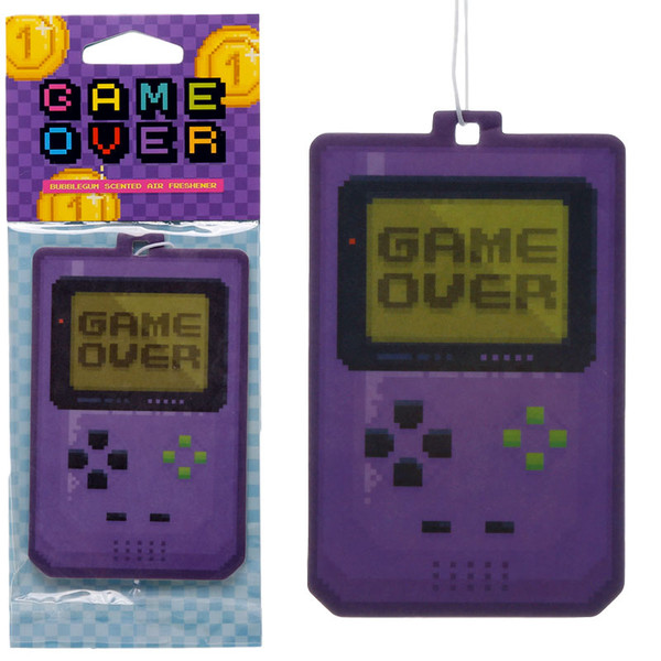 80's Game Over Air Freshener